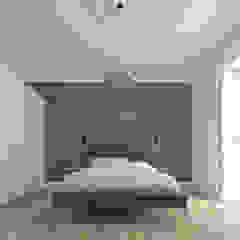 Minimalist bedroom by martimsousaemelo Minimalist Stone