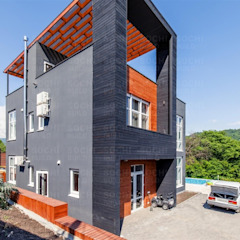 por СочиБилд — Дизайн интерьера и архитектура в Сочи Industrial Concreto