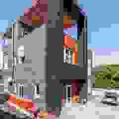 by СочиБилд — Дизайн интерьера и архитектура в Сочи Industrial Concrete