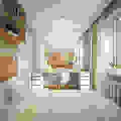 Mieszkanie w centrum Wrocławia od Nevi Studio Eklektyczny