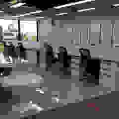 Cooperativa Pacifico - Pool de Trabajo de Kaizen Arquitectos Moderno