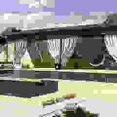 by MXM Design/Architecture Studiо Minimalist سنگ مرمر