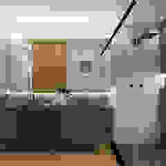 Projeto Ap Tijuca Banheiros minimalistas por Ma.Ca Arquitetura Minimalista