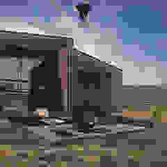 by Diamante Arquitectura Mediterranean ٹھوس لکڑی Multicolored