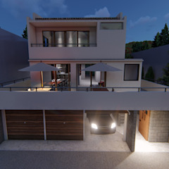 by Dubrovsky Arquitectura Modern