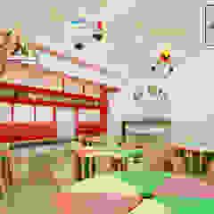 COMMERCIAL - CHILDCARE CENTRE, PUTRAJAYA by Dezeno Sdn Bhd Modern Wood-Plastic Composite