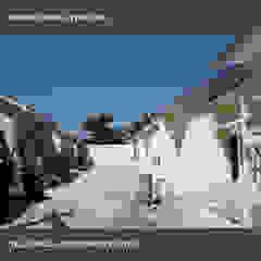 Proyek Teluk Naga Oleh Studio Ardhyaksa Minimalis Batu Bata