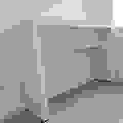 Muebles para oficina Estudios y despachos de estilo moderno de Quo Design - Diseño de muebles a medida - Puerto Montt Moderno