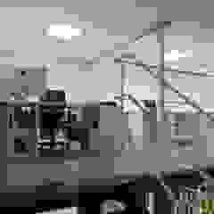Mediterranean style offices & stores by O2 eStudio BIM arquitectos S.L.P Mediterranean