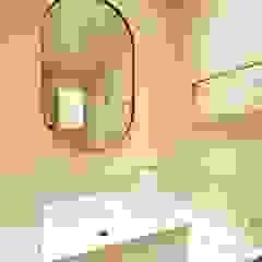 기본에 충실한 마이너스 옵션 인테리어 모던스타일 욕실 by 로하디자인 모던