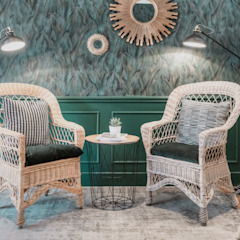 Le Chêne Vert Hôtels scandinaves par Agence Maïlys MOUTON Scandinave