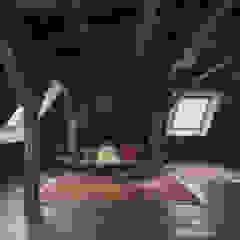من AMUNT Architekten in Stuttgart und Aachen كلاسيكي خشب Wood effect