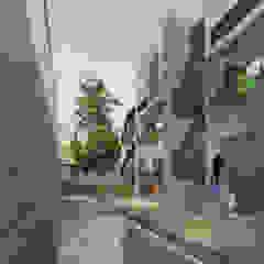 van Habitual Taller de Arquitectura Tropisch Beton