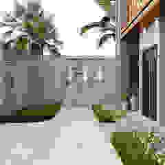 Modern Facade Design من Comelite Architecture, Structure and Interior Design حداثي