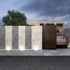 من Punto 15 Arquitectura ريفي