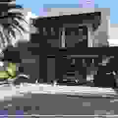 por Juan Jurado Arquitetura & Engenharia Rústico Ferro/Aço