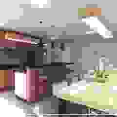 de Juan Jurado Arquitetura & Engenharia Rústico Madera Acabado en madera