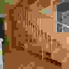van SO建築設計一級建築士事務所 Eclectisch Hout Hout
