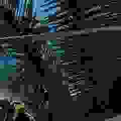 Barandales casa habitacion en playa de De Todo En Aluminio Moderno Vidrio