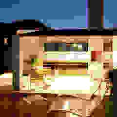 by Tirolla Arquitetura & Design Modern Bricks