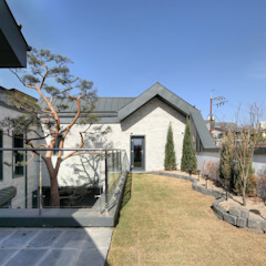 de 주택설계전문 디자인그룹 홈스타일토토 Moderno Ladrillos