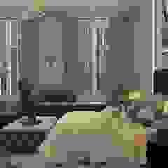 Moderne Schlafzimmer von Rolf Rocha Modern