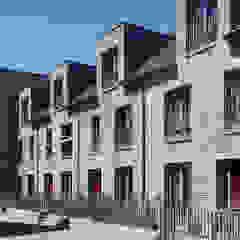 21 woningen Lindenkruis Fase 2 + 3, Maastricht van Verheij Architecten BNA Klassiek