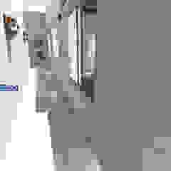 Projeto Residencial Cliente Gilda Corredores, halls e escadas modernos por Padilha Arquitetura e Urbanismo Moderno