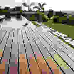 Projeto Arquitetônico - Sorocaba e Região por 🔴 8HAUS - ARQUITETOS ASSOCIADOS 🔴 Minimalista Madeira Efeito de madeira