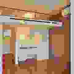 荒川の複合住宅 の ユウ建築設計室 モダン