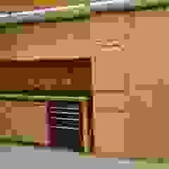 Oleh Lado Norte Taller Industrial Kayu Wood effect