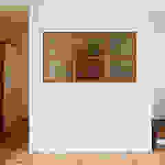 من a.un 建築設計事務所 إسكندينافي خشب Wood effect