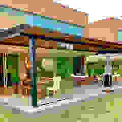 por Arquitectura y Complementos Moderno Ferro/Aço