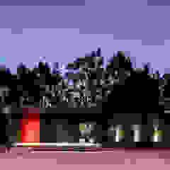 AFARQ Arquitectos Villas Wood Black