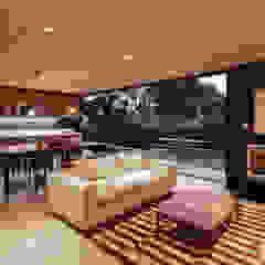 AFARQ Arquitectos Minimalist living room