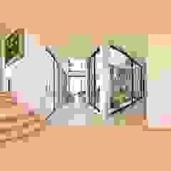 por acadia arquitectos Mediterrânico Cerâmica