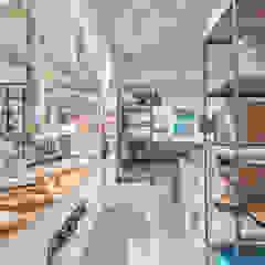 Lojas e Espaços comerciais campestres por flamingo architects Campestre