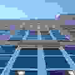 Puertas y ventanas industriales de INALUV Diseño y Soluciones Industrial Aluminio/Cinc