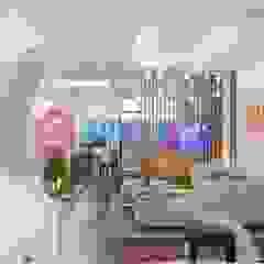Công ty TNHH TK XD Song Phát Asian style living room