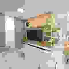 od Fareed Arquitetos Associados Nowoczesny