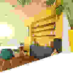 Cabinet Nutritionniste Nantes Espaces de bureaux modernes par Ingrid Martin Décoration Moderne