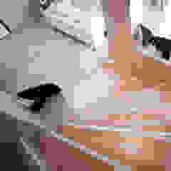 por Archimede Bozzo Pavimenti in legno Mediterrânico Madeira Acabamento em madeira