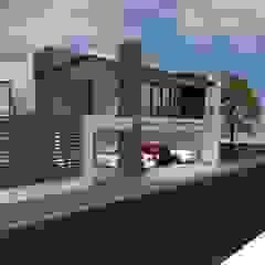Casa Monclova de grupo ME Arquitectos Moderno