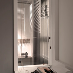 Bureau moderne par 形構設計 Morpho-Design Moderne