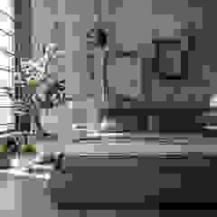 SOHO Pareti & Pavimenti in stile moderno di Tecnografica Moderno