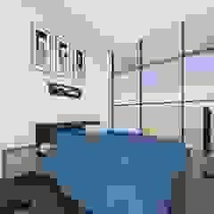 La casa 10 Dormitorios de estilo moderno de Arq. Bruno Agüero Moderno