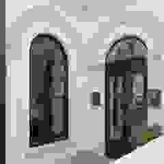 Aluminium Clad Wood Sash Window Project In Poundbury من Marvin Windows and Doors UK كلاسيكي الألومنيوم / الزنك