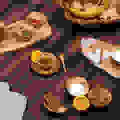 Nova coleção CRIVART- Acessórios de Cozinha em oliveira Cozinhas campestres por CRIVART - Genuine Soul, LDA Campestre