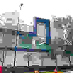 Calle 13 Aitana de Alan Enríquez | Arquitecto Moderno Concreto
