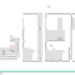 by Chantal Forzatti architetto Colonial آئرن / اسٹیل